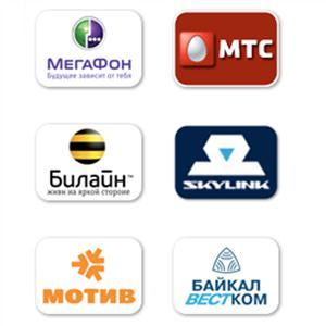 Операторы сотовой связи Иглино